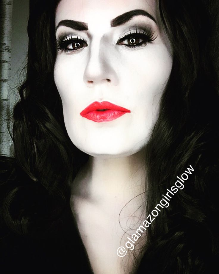 Morticia Addams by Thatgirl1985. Tag your pics with #Halloween and #SephoraSelfie on Sephora's Beauty Board for a chance to be featured!