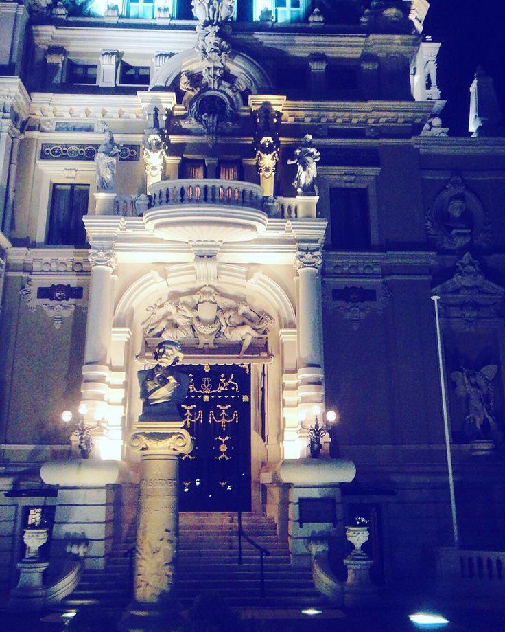 #Casino Монако. Опера Монте-Карло. #casinomontecarlo #казиномонтекарло #операмонтекарло #operademontecarlo #Monaco #Монако by irina_pocheketa from #Montecarlo #Monaco
