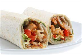 Gluten-Free Wrap Sandwiches