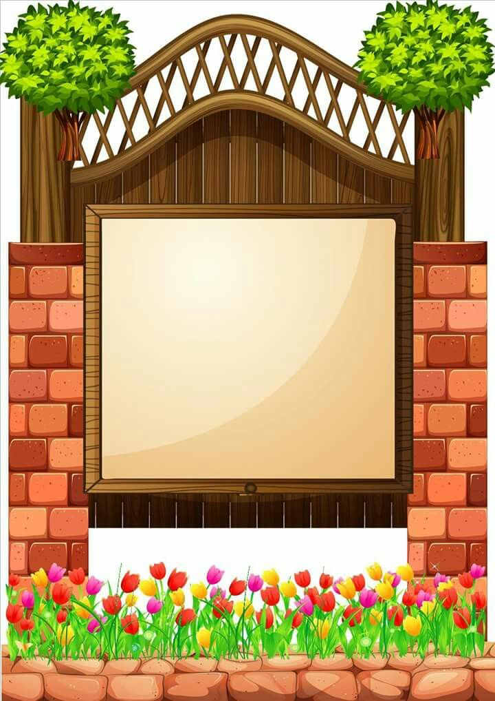 Welcome Frame Border Design Colorful Borders Design Boarders