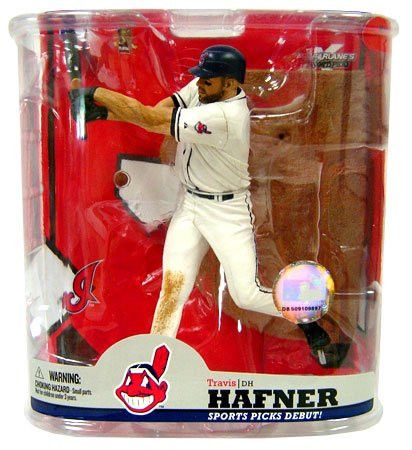 McFarlane MLB Series 22:Travis Hafner- Cleveland Indians