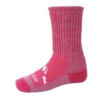 Uk | Girls | Buy| Socks | Trekker |Junior| Bridgedale |Hiking Sock Made in the UK and with a 3 year guarantee , these walking socks will keep your little ones feet warm and comfortable - Gr8 for all year trekking & backpacking. Junior sizing for a great fit. @BridgedaleSocks with WoolFusion just £6.99 @IBEXCamping