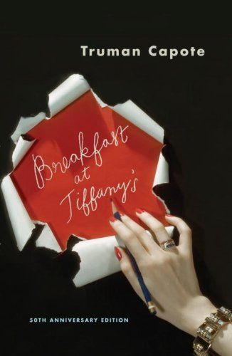 Book Info: Breakfast At Tiffany's  Author: Truman Capote  Designer: Megan Wilson  Photographer: Horst P. Horst