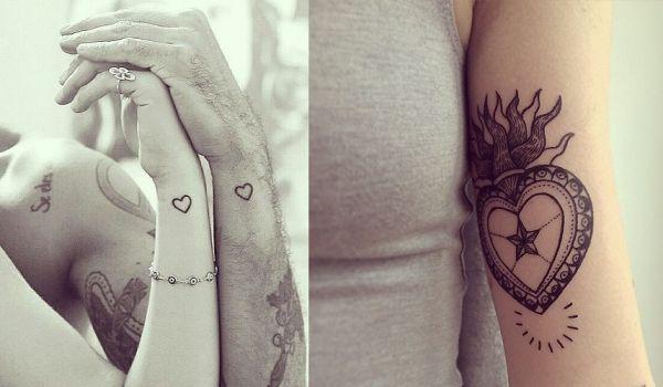 Quand on regarde souvent les sélections de petits tatouages(ou de tatouages plus grands, d'ailleurs), on se rend vite compte que les tatouages coeur sont incontournables. Que ce soit pour partager un tatouage de couple avec sa moiti&eac...