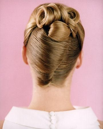 Pleasant 1000 Ideas About French Roll Hairstyle On Pinterest Roll Hairstyle Inspiration Daily Dogsangcom