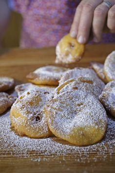 Frittelle di mele (Apfelkiechl): Ricette tipiche dall'Alto Adige, Gallo Rosso