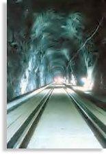 Anton Anderson Memorial Tunnel...Whittier, Alaska
