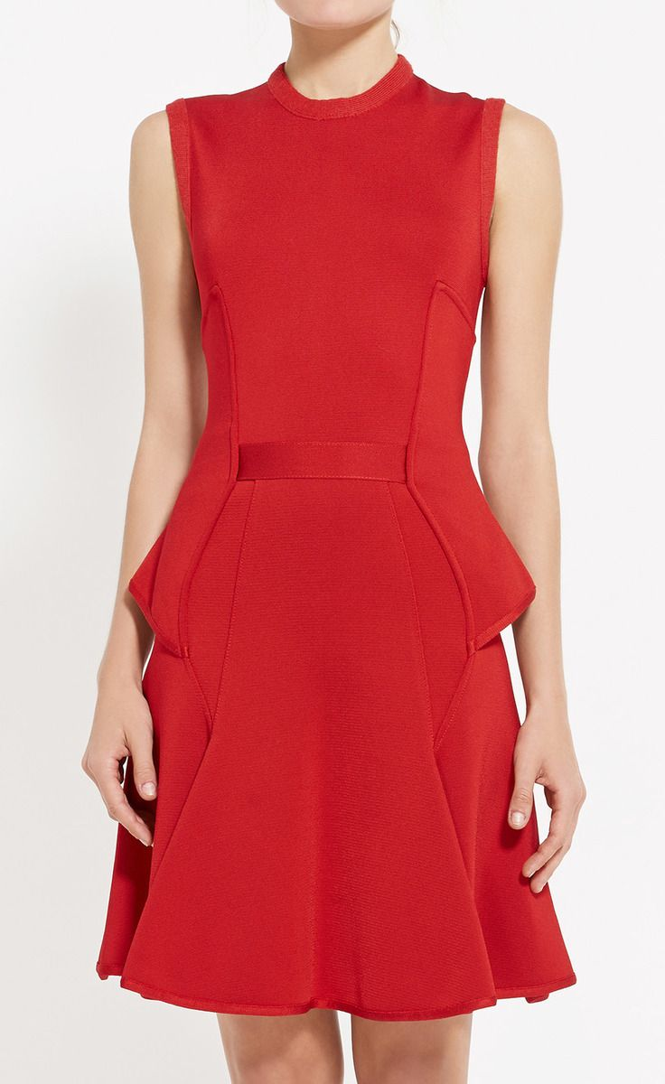 Givenchy Red Dress