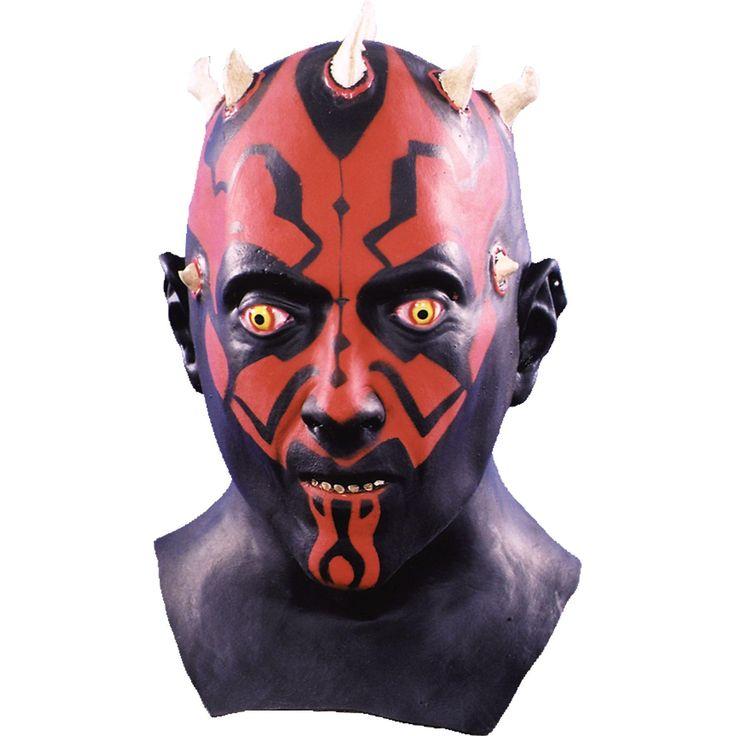 Darth Maul Mask Latex