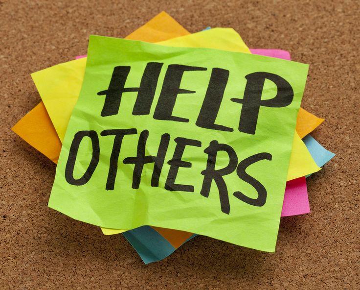 Help others // Zain, Dubai