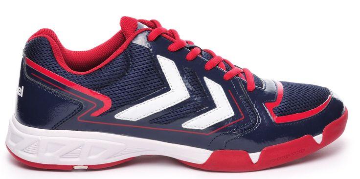 chaussures de handball hummel celestial x5 bleues http://www.sport-time.fr/