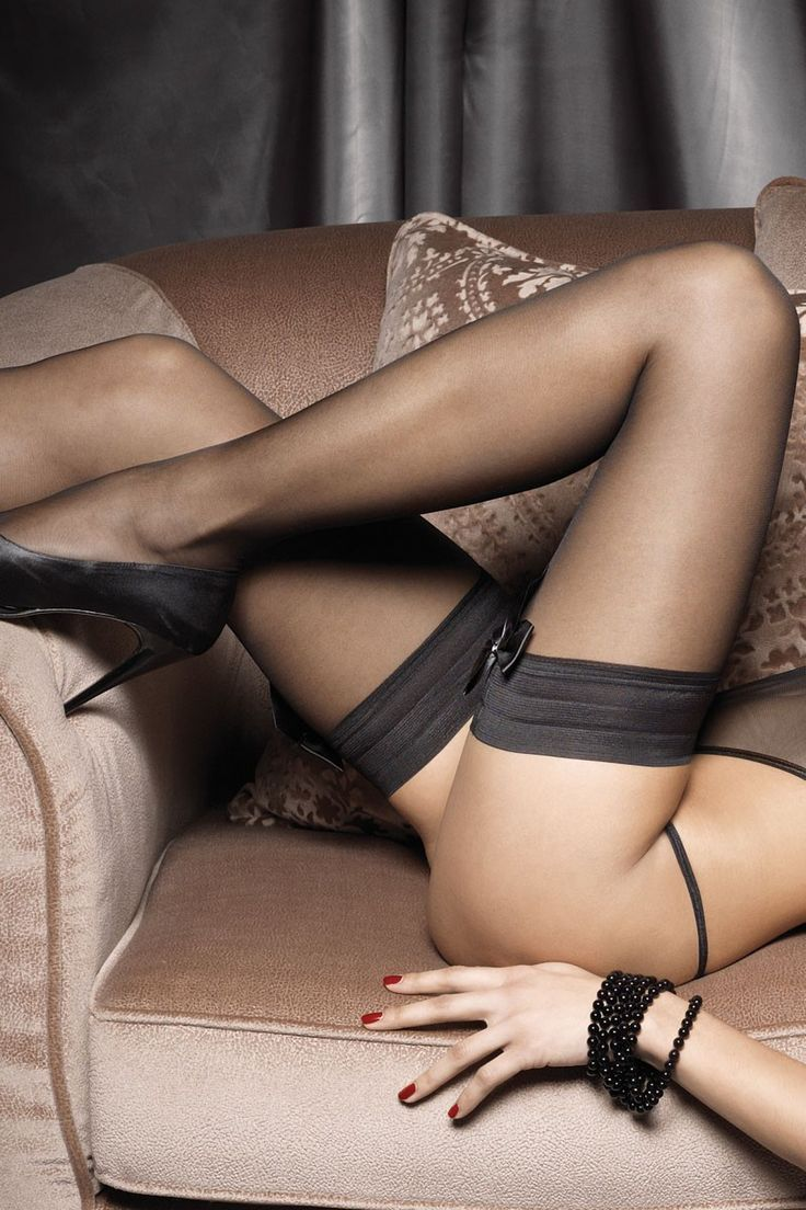 Apologise, that Sexy legs black stockings will change