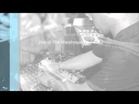 ▶ Frankie Knuckles Live At The Warehouse 2012 - /* heard he produced the previous song at that... */