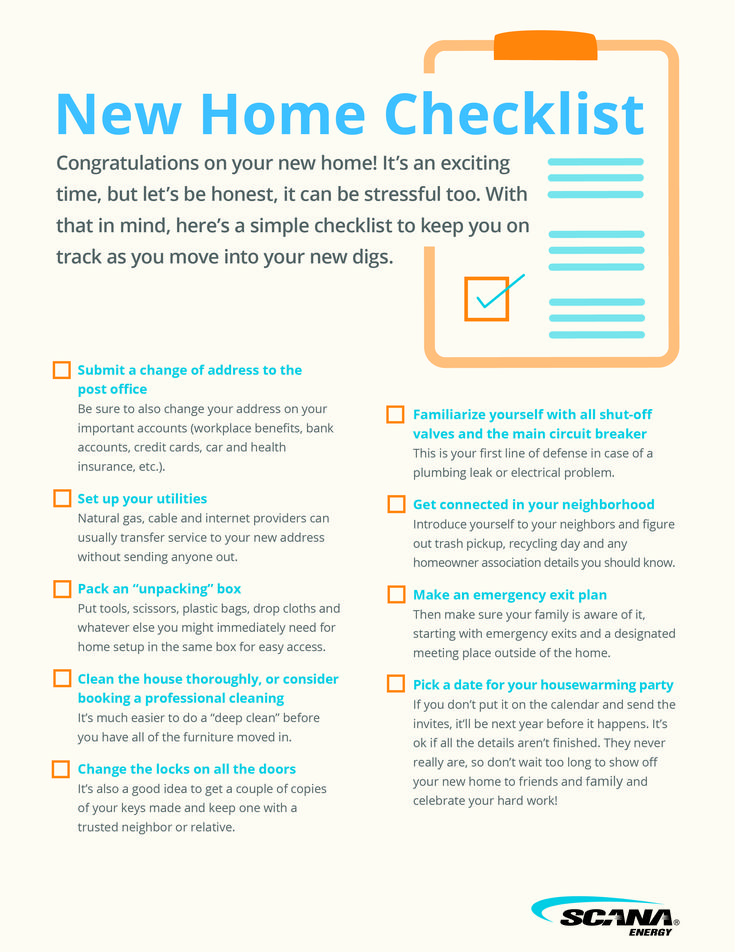 home design checklist moving you need this new home checklist scana energy s gaswise blog new home checklist new 9211