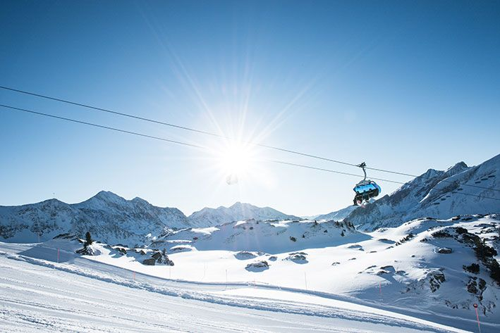 Skiurlaub in Obertauern  – was Du über den Wintersportort wissen solltest