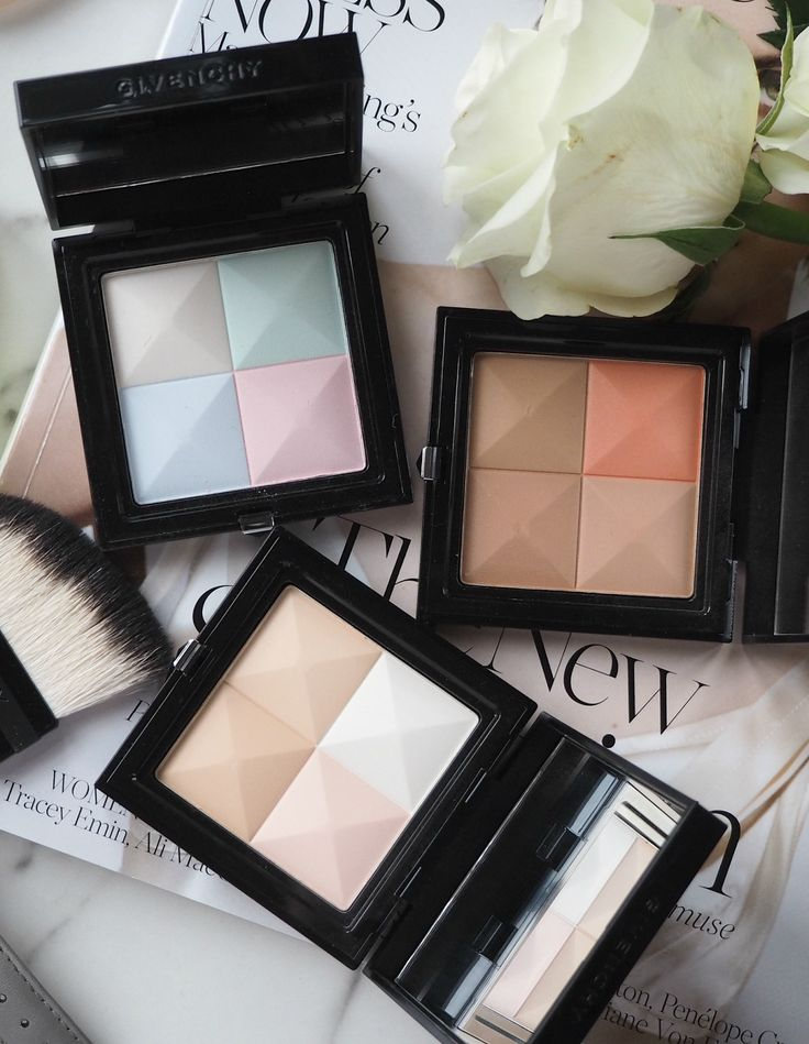 Light As Air Powders To Create A Luminous Complexion: Givenchy Prisme Visage | London Beauty Queen