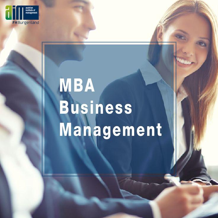 MBA in Business Management (DE): Ein postgraduales berufsbegleitendes Masterprogramm, das Führungskräfte auf auf Managementaufgaben und Leitungsfunktionen in nationalen und internationalen Unternehmen, Verbänden, öffentlichen und vergleichbaren Einrichtungen vorbereitet. #aim #mba #masterstudium #berufsbegleitend #online