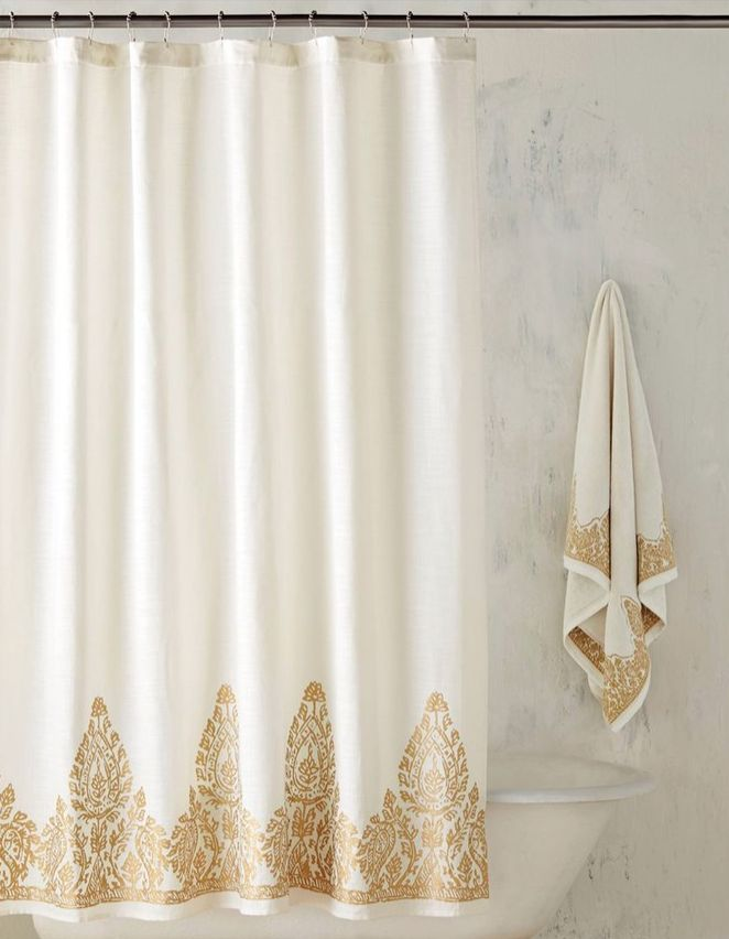 Best 25+ Gold shower curtain ideas on Pinterest | Neutral kids ...