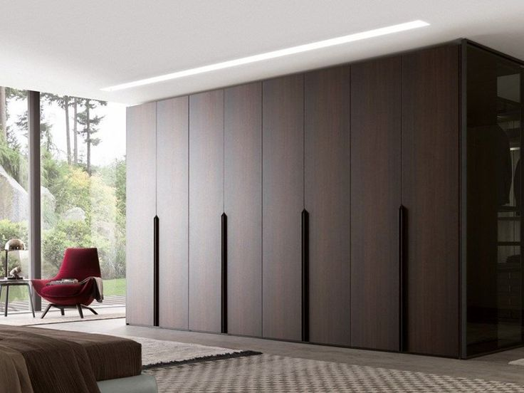 Sectional Solid Wood Wardrobe Milano Solid Wood Wardrobe