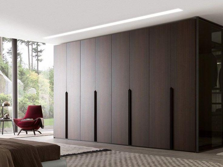 MILANO Solid wood wardrobe by MisuraEmme