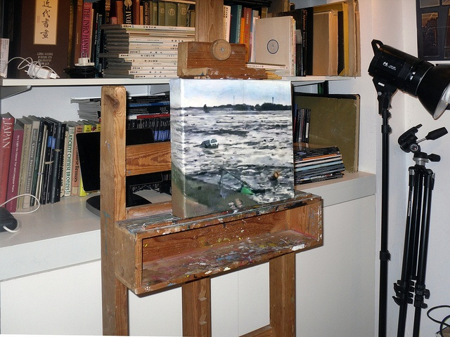 My new Easel, via Flickr.