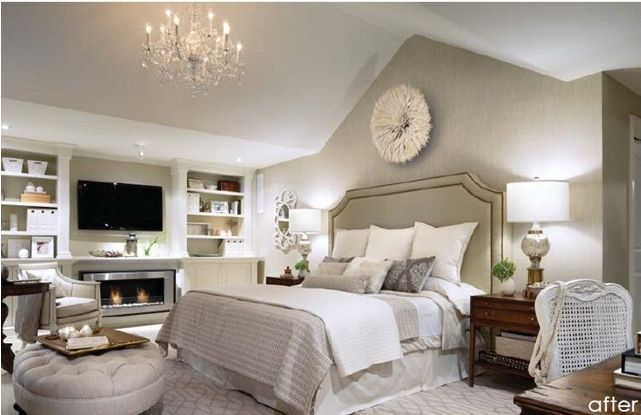 Beautiful Master Bedroom Home Pinterest