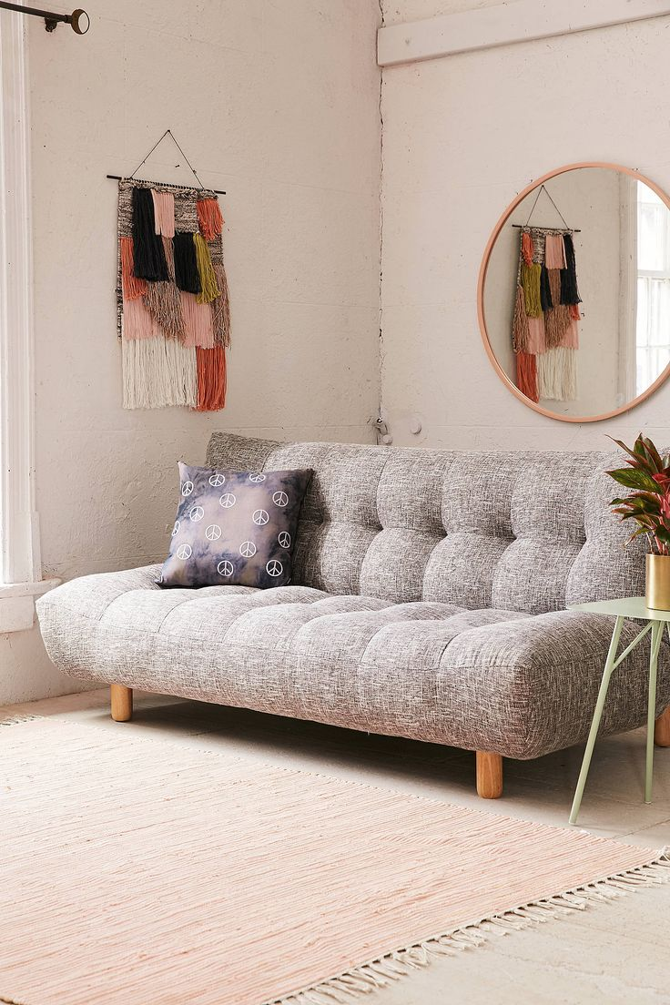 Shop Winslow Armless Sleeper Sofa at Urban Outfitters today. We carry all the latest styles, colors and brands for you to choose from right here.