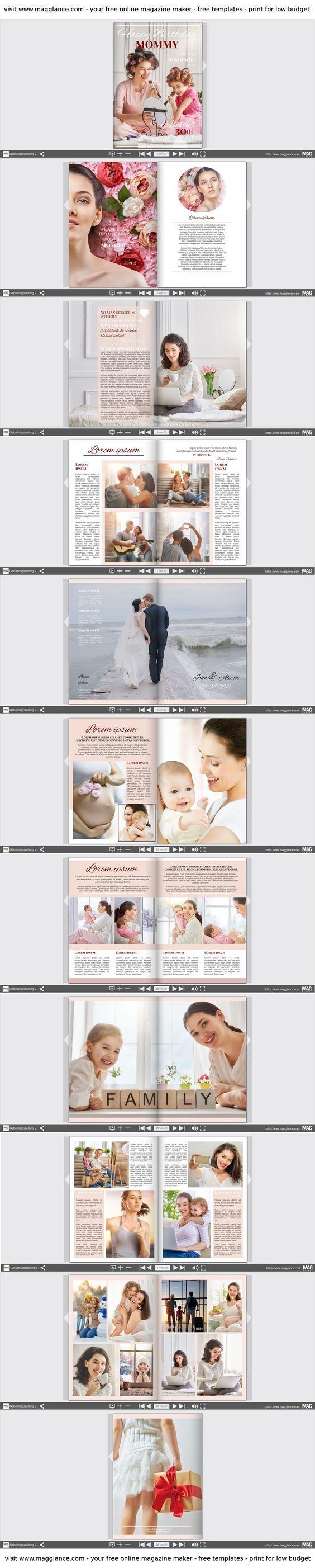 Nice Eigene individuelle Geburtstagszeitung anhand von Vorlagen online erstellen und g nstig ab Exemplar drucken