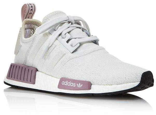 Adidas Women S Nmd R1 Knit Lace Up Sneakers Shoes Bloomingdale S In 2020 Nmd Adidas Women Adidas Shoes Women Adidas Tennis Shoes