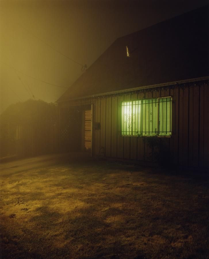 Todd Hido and the 'Art of Darkness' (2006) | ASX