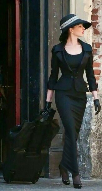 Skirt Suits Trend