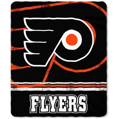 Northwest Co. NHL Flyers Fade Away Throw