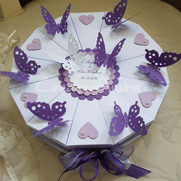 Schmetterlinge Hochzeit Tierquälerei