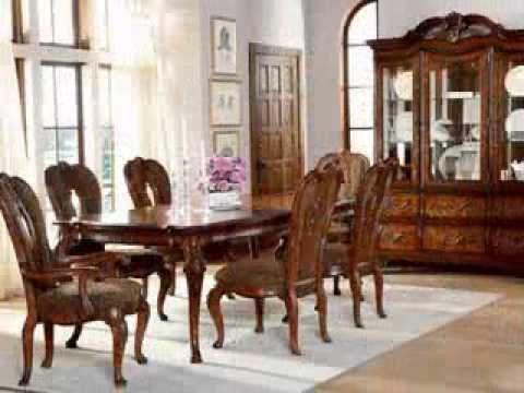 Bellos juegos de comedor habitaciones comedor pinterest for Comedores elegantes