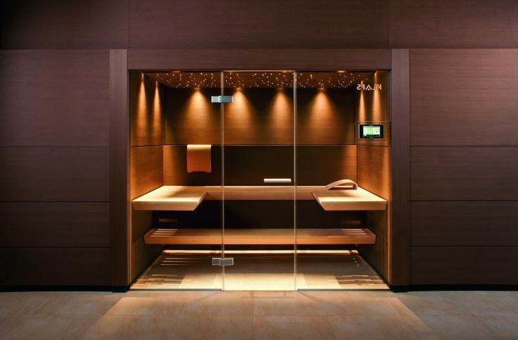 KLAFS Press release - Weightless sauna design u2013 KLAFS Sauna Casena...