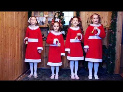 """""""Jingle Jingle Little Bell"""" from the Super Simple Songs - Christmas CD."""