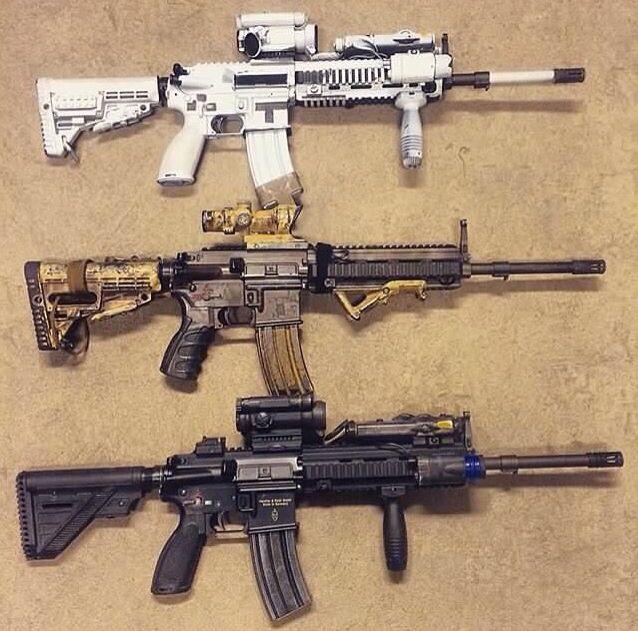 HK 416 #hk #416 #m4killer #specialforces #gunporn #assaultrifle #hecklerandkoch Find our speedloader now! http://www.amazon.com/shops/raeind