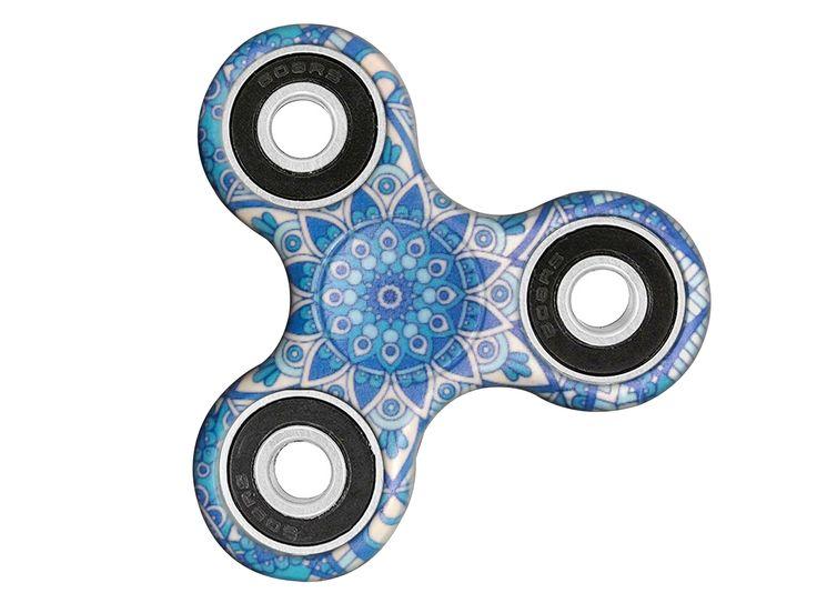 Fidget Spinner All-over bedrukken bedrukken met logo. Fidget Spinner All-over bedrukken relatiegeschenk SINDS 1941 >>> https://www.vanslobbe.nl/nl/premiums-give-aways/premiums/fidget-spinner
