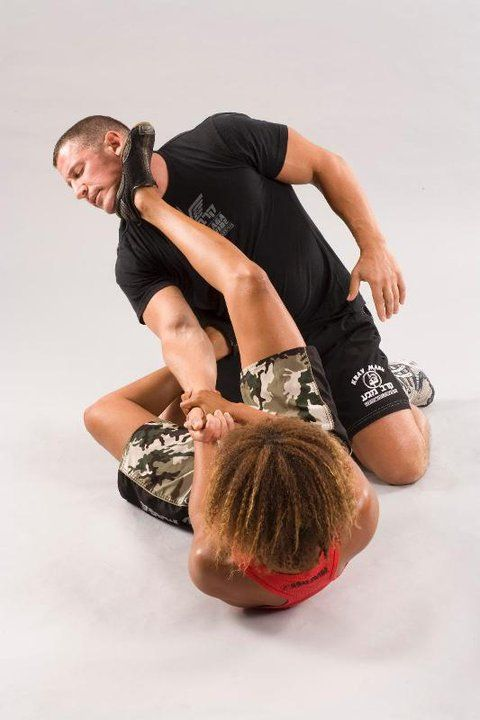MY CHOICE FOR CLOSE QUARTERS COMBAT-KRAV MAGA