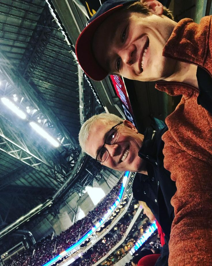 "5,524 Likes, 63 Comments - Lucas Till (@lucastill) on Instagram: ""My dad and I️ representin. Go @atlantafalcons thanks @plenkov for the tickets."""