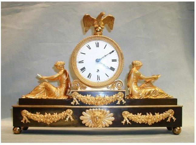 580 beste afbeeldingen van horloges et pendules. Black Bedroom Furniture Sets. Home Design Ideas