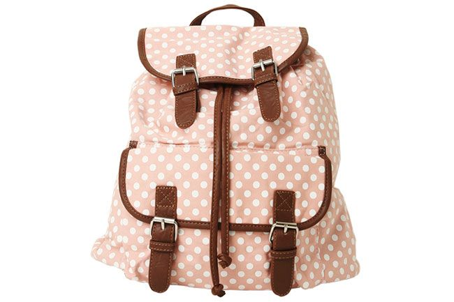 The 100 Best Backpacks for Back-to-School: Wet Seal Backpack