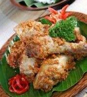 Resep Ayam Bakar Ala Palembang