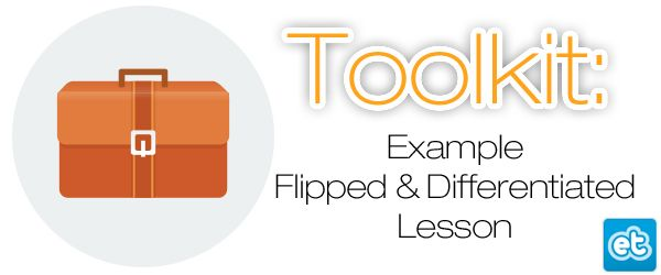 differentiated instruction lesson plan examples