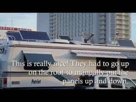 A new blog post about Solar Panels has been posted at http://greenenergy.solar-san-antonio.com/solar-energy/solar-panels/fulltime-rv-solar-panels-blacktop-boondocking/