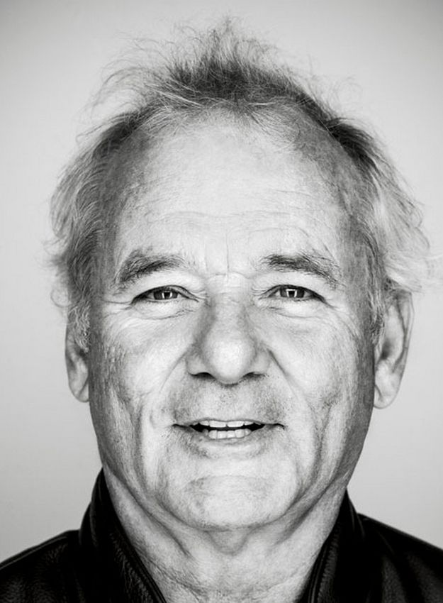"Bill Murray (William James ""Bill"" Murray -born September 21, 1950) is an American actor and comedian. He first gained national exposure on Saturday Night Live in which he earned an Emmy Award, ""I think all phases of one's career are serious if you take it seriously no matter if you are doing high profile dramatic pieces or not."""