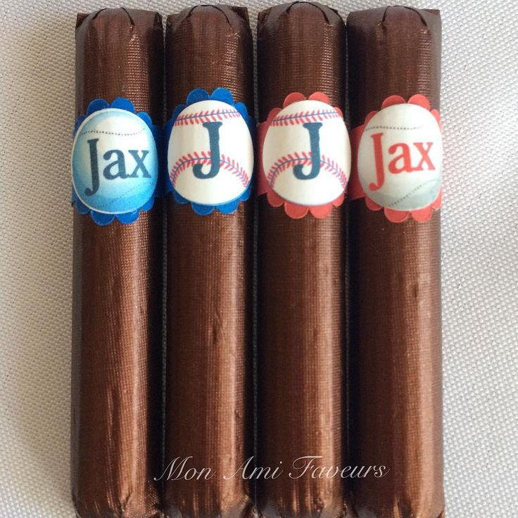 Baby Shower Cigars Part - 41: Batter Up To Welcome Baby Jax What A Cute Way To Welcome This Future  Baseball Star