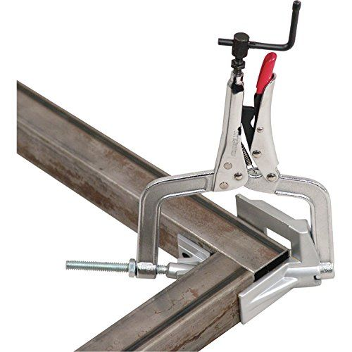 Strong Hand Tools Jointmaster 90deg Angle Joining Tool – 3in. Throat, Model# PL634           $ 29.99 Tools & Equipment Product Features Right angle single-hand clamp Can be used for corner and T-joints and side board clamping Pivoting head adjusts to differing workpiece thickness Handles workpiece thickness up to 1 1/4in. Tools & Equipment Product Description The Strong Hand Tools Jointmaster 90deg angle joining tool is ideal for quick hold […]  http://www.liveautomotive.co..