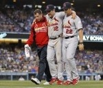 """This is bad news and, if confirmed today, could spell the end of Lance Berkman's career. Joe Strauss of the St. Louis Post-Dispatch is reporting that the Cardinals' """"early diagnosis"""" is that Lance Ber.."""