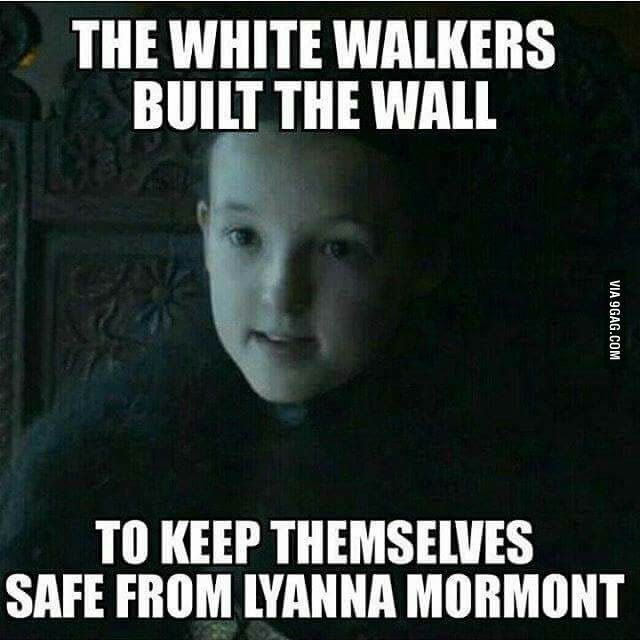Lyanna Mormont is badass